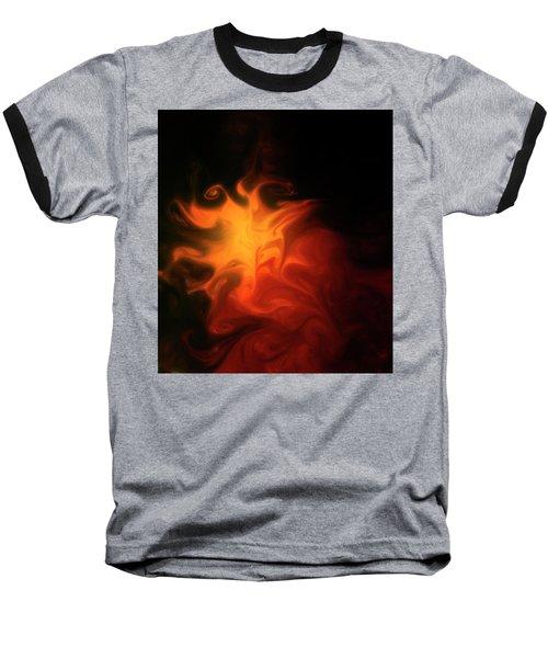 A Burning Passion Baseball T-Shirt