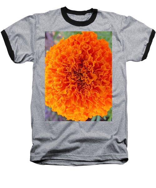 A Burst Of Orange Baseball T-Shirt