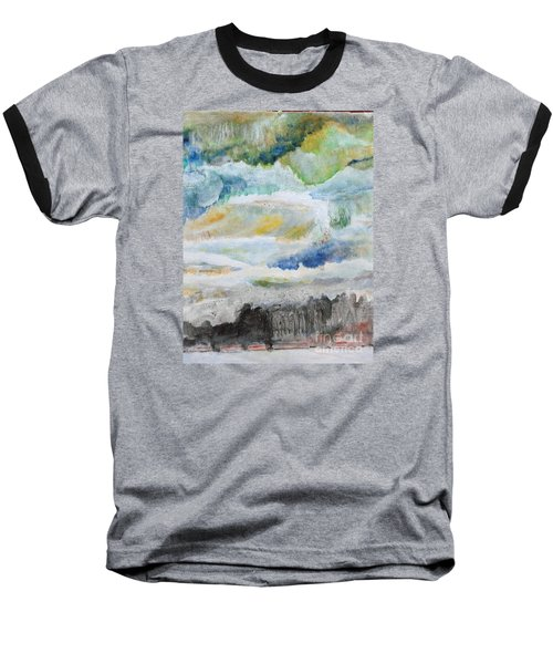 A Canvas I Seen Somewhere Baseball T-Shirt