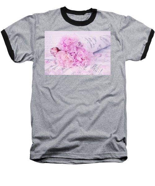 A Cappella Baseball T-Shirt