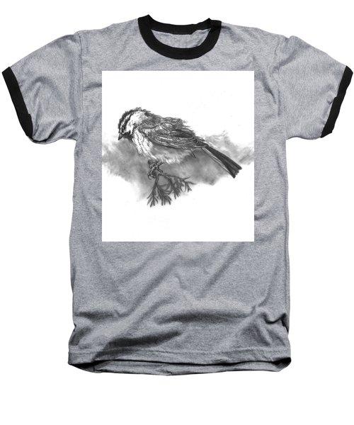 A Chickadee Named Didi Baseball T-Shirt