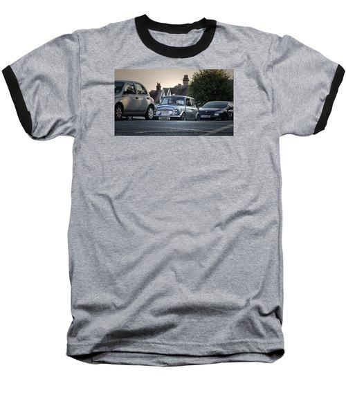 A Classic Baseball T-Shirt