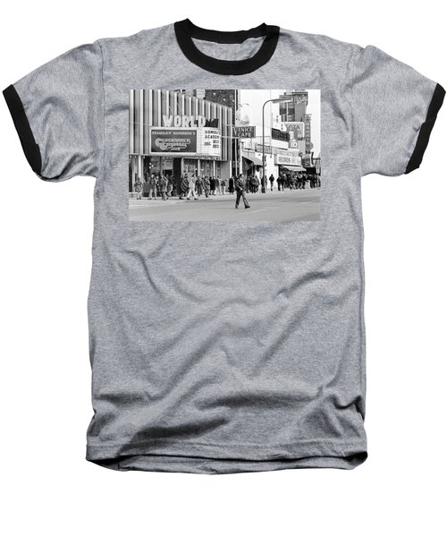 A Clockwork Orange At The World Theater Baseball T-Shirt
