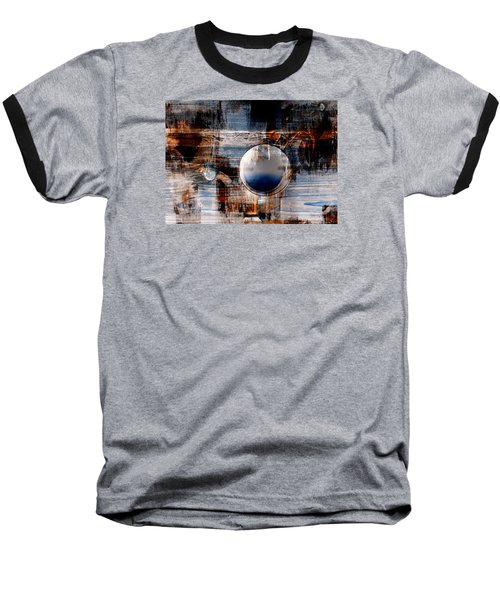 A Cloud Baseball T-Shirt