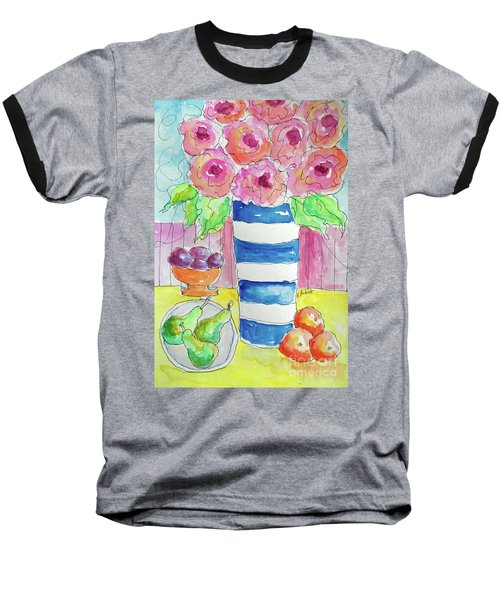 Fruit Salad Baseball T-Shirt