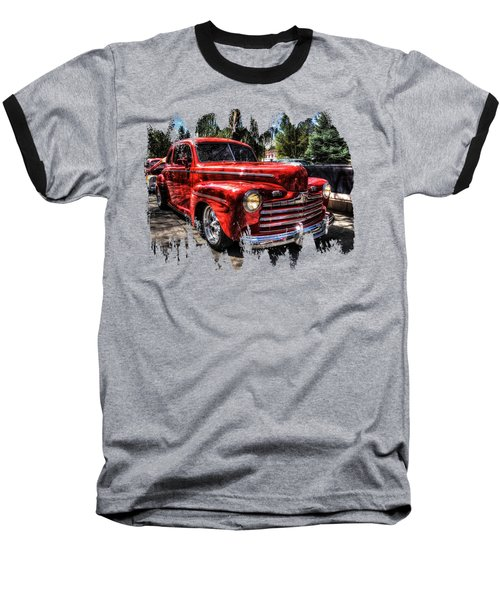A Cool 46 Ford Coupe Baseball T-Shirt