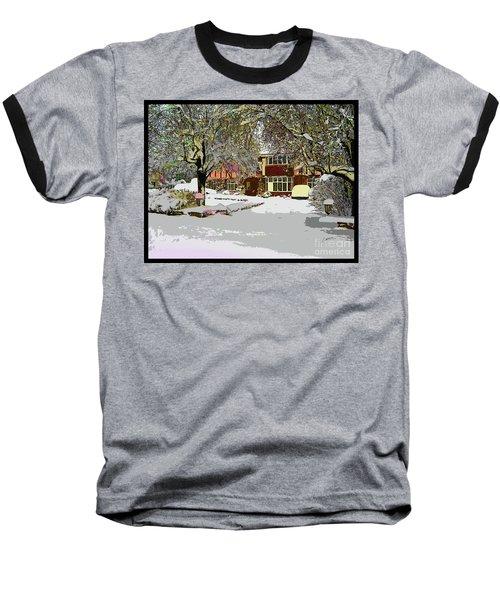 A Cosy Home Baseball T-Shirt