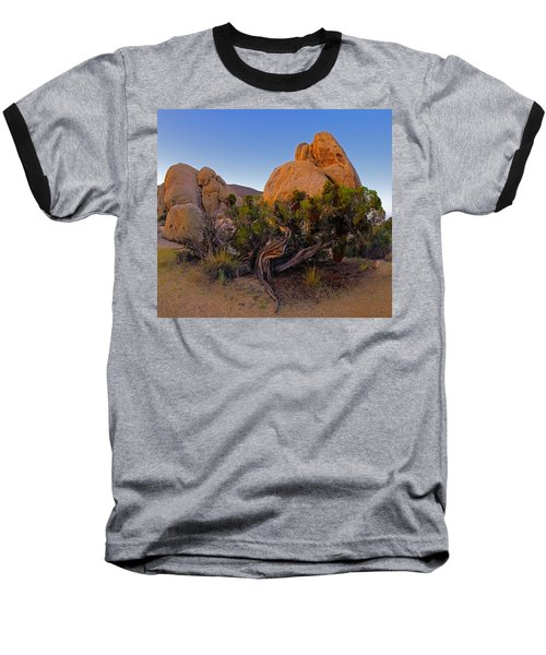 A Crazy Juniper Baseball T-Shirt