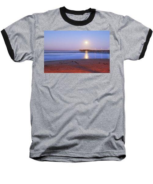 A Crystal Moon Baseball T-Shirt
