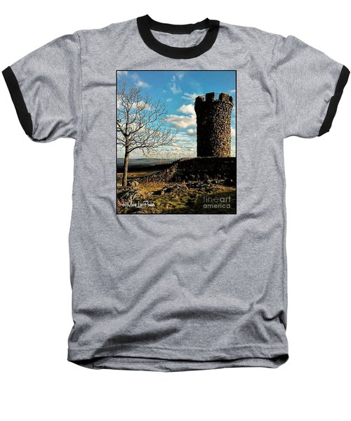 A Day At  Craigs  Castle   Baseball T-Shirt