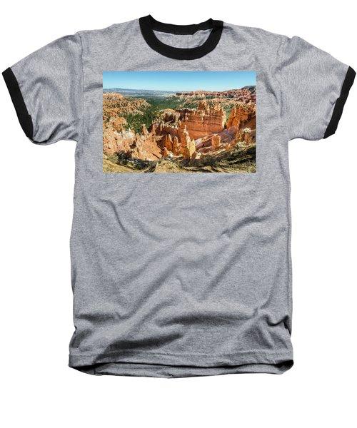 A Day In Bryce Canyon Baseball T-Shirt
