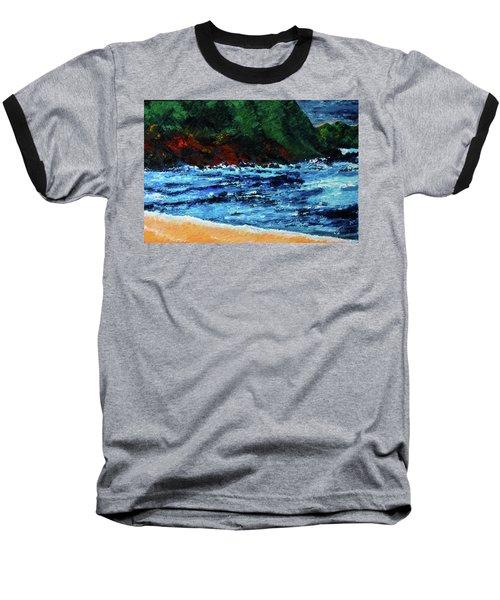 A Day At The Lake In Austin Texas Baseball T-Shirt