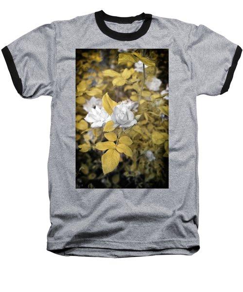 A Day In The Garden Baseball T-Shirt by Paul Seymour
