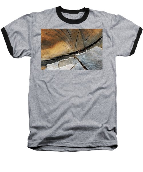 Baseball T-Shirt featuring the photograph A Dead Tree by Dorin Adrian Berbier