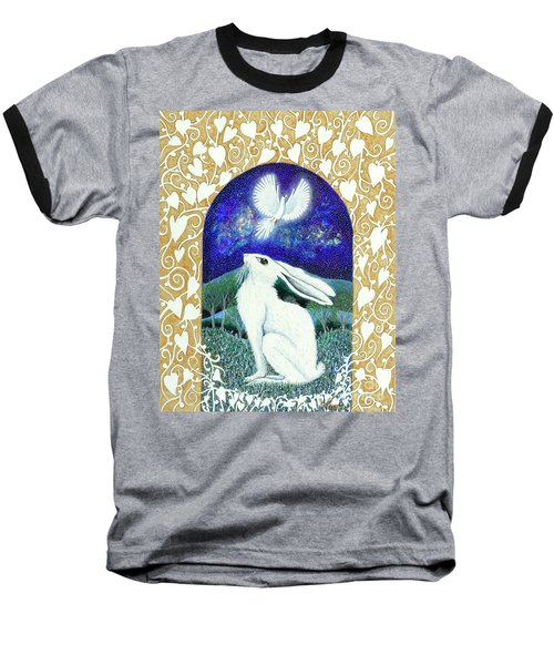 A Deep Thought Baseball T-Shirt