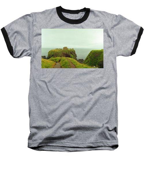 A Defensible Position Baseball T-Shirt
