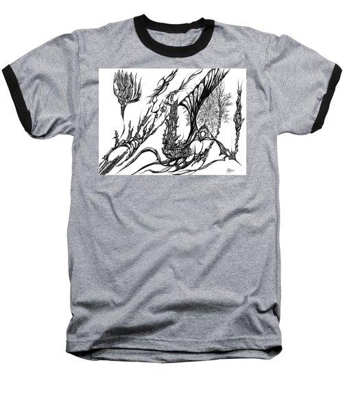 A Different Slant Baseball T-Shirt