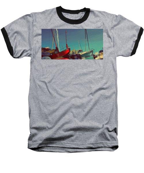 A Different View Baseball T-Shirt