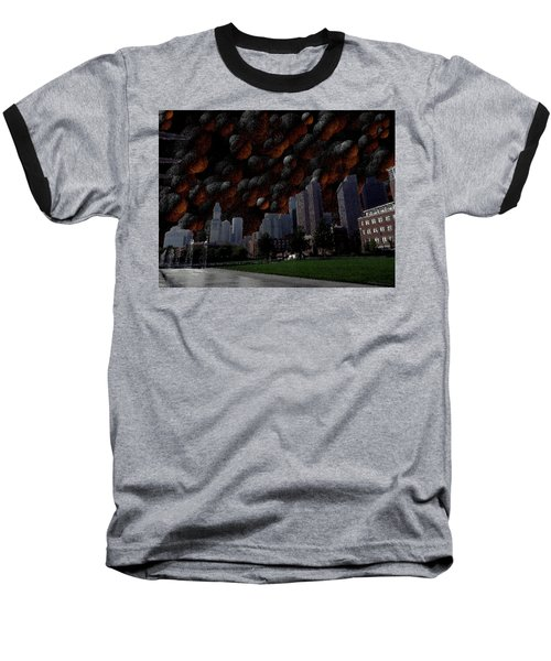 A Dimension Of Boston Rarely Seen Baseball T-Shirt