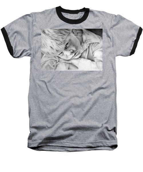A Doleful Child Baseball T-Shirt