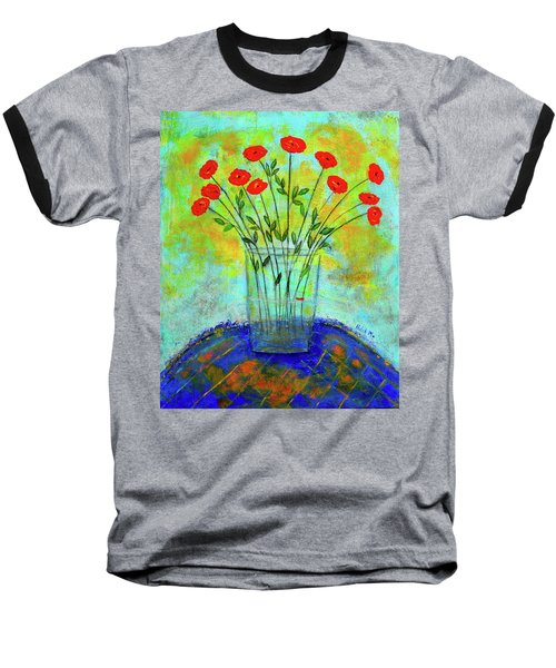 A Dozen Of Red Roses For You Baseball T-Shirt