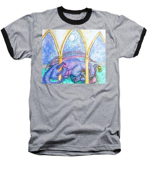 A Dragons Dream Baseball T-Shirt