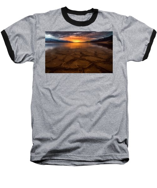 A Dream's Requiem  Baseball T-Shirt by Bjorn Burton