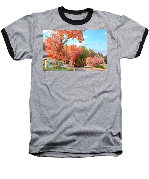 A Drive In The Country Baseball T-Shirt