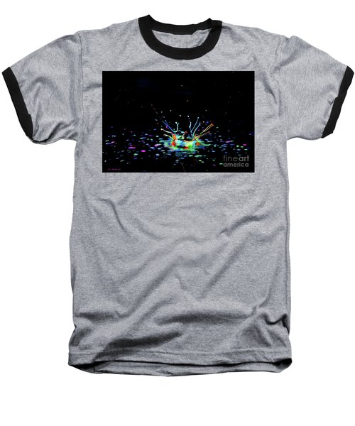 A Drop That Is A Crown Baseball T-Shirt