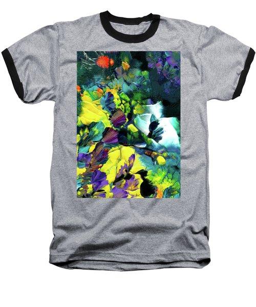 A Fairy Wonderland Baseball T-Shirt