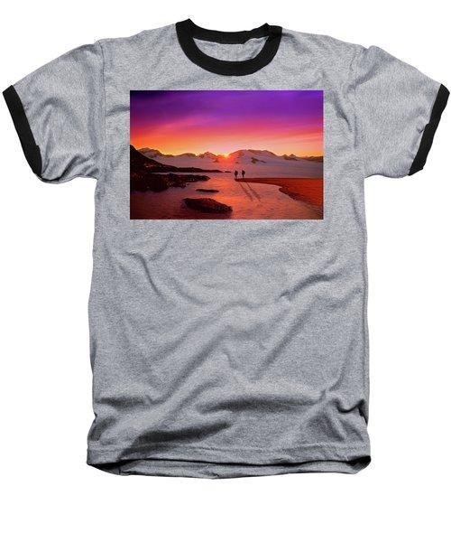 A Far-off Place Baseball T-Shirt