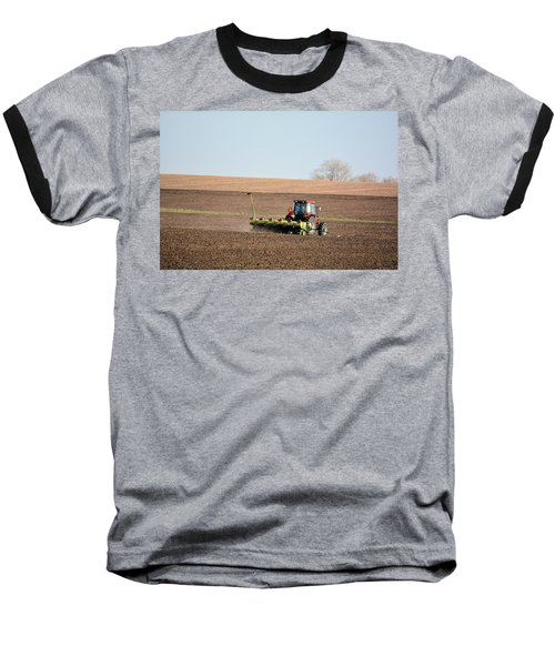 A Farmers Life Baseball T-Shirt