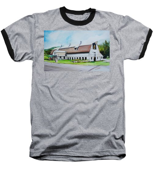 A Farmstand  In The Berkshires Baseball T-Shirt