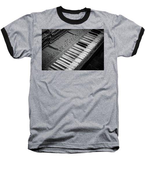 A Few Remain Baseball T-Shirt by Marius Sipa