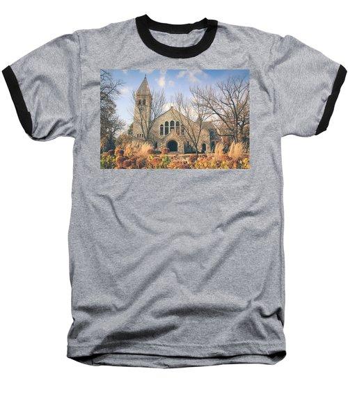 A Fine Autumn Day Baseball T-Shirt