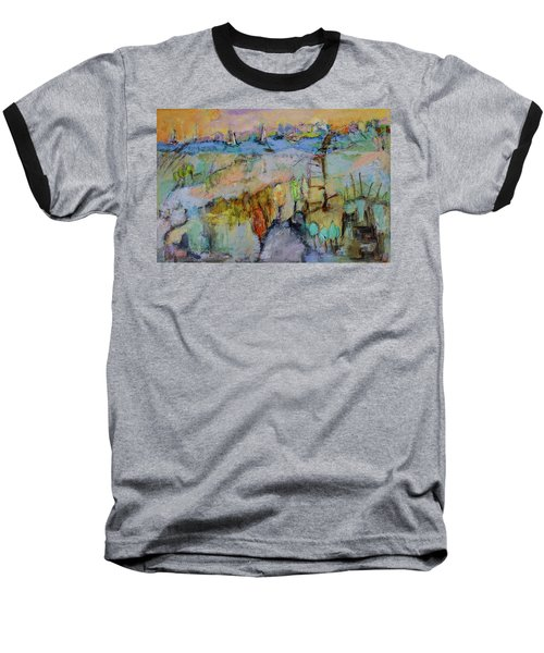 A Fine Day For Sailing Baseball T-Shirt