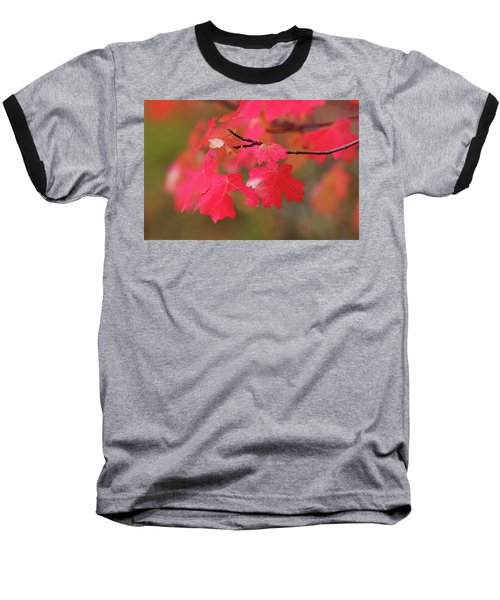 A Flash Of Autumn Baseball T-Shirt