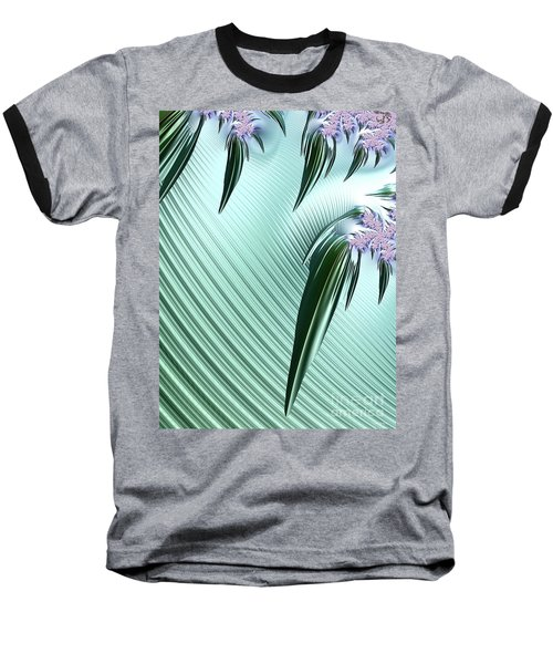 A Fractal Unlilke Any Others Baseball T-Shirt
