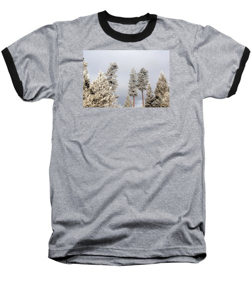 A Frosty Morning 2 Baseball T-Shirt