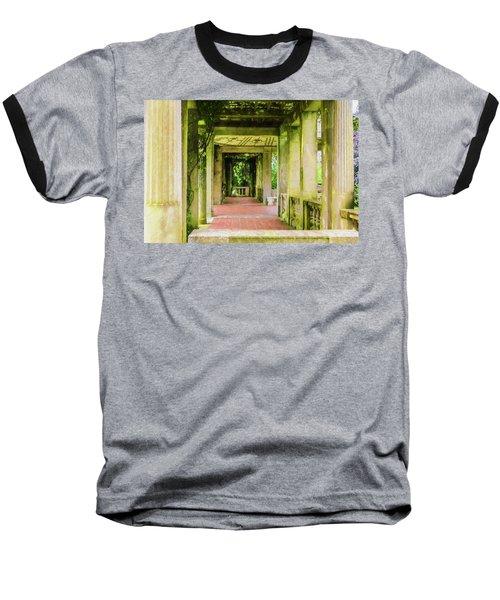 A Garden House Entryway. Baseball T-Shirt