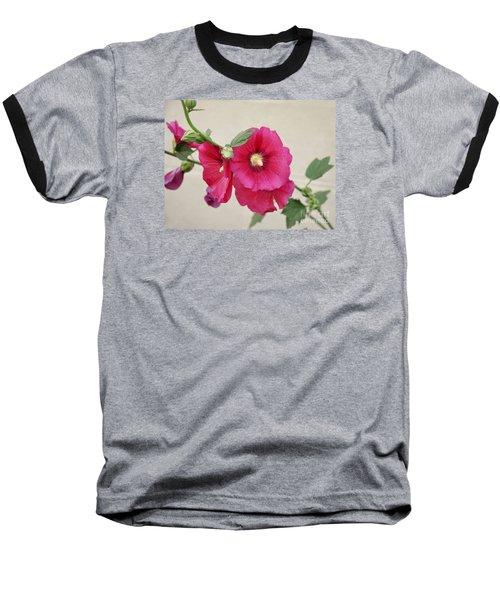 A Gentle Bloom Baseball T-Shirt
