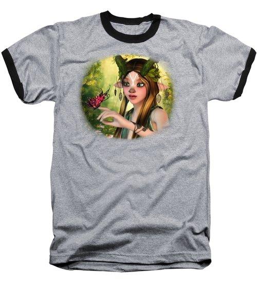 A Gentle Touch Baseball T-Shirt