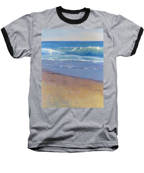 Gentle Wave / Crystal Cove Baseball T-Shirt