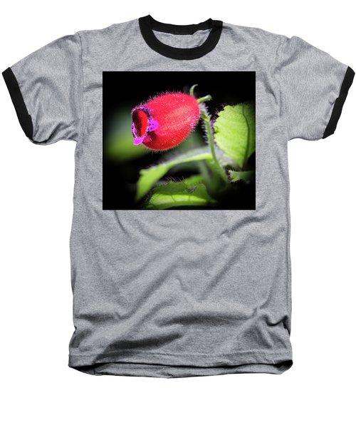 A Gesneriad Baseball T-Shirt
