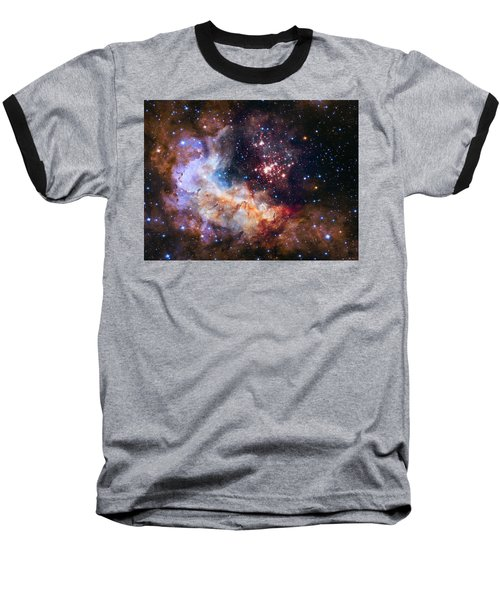 a giant cluster of about 3,000 stars called Westerlund Baseball T-Shirt