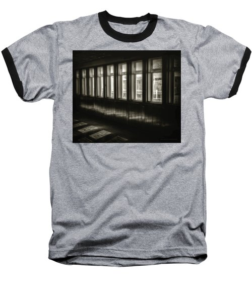 A Glimps From The Dark Baseball T-Shirt