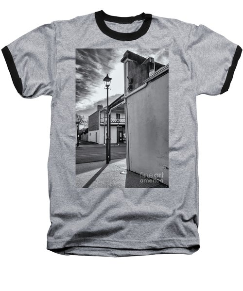 Baseball T-Shirt featuring the photograph A Glimpse by Linda Lees