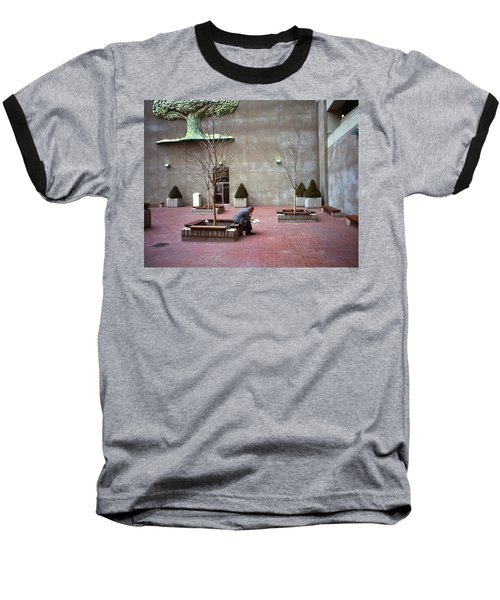 A Good Tree To Come To...to Read Baseball T-Shirt