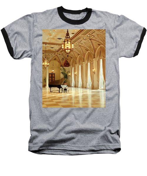 A Grand Piano Baseball T-Shirt