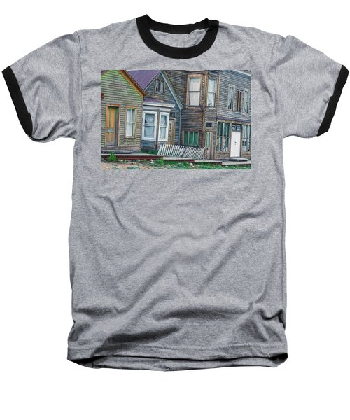 A Haimish Abode From A Bygone Era Baseball T-Shirt